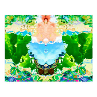 Lotus Pond - Celebrating Nature Postcard