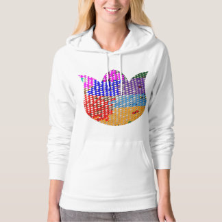 LOTUS : Symbol of Peace and Purity Hoodie