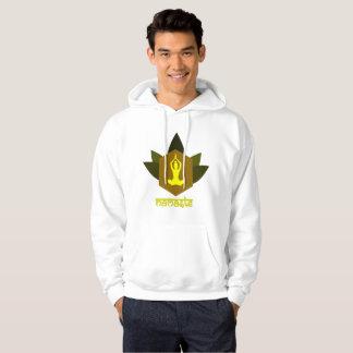 Lotus Yoga Namaste Hoodie