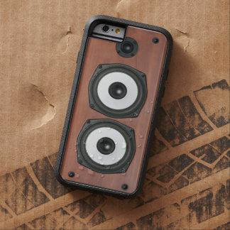 Loudspeaker Geek Tough Xtreme iPhone 6 Case