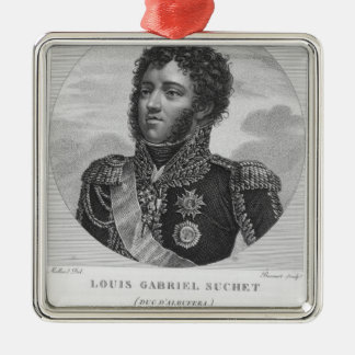Louis-Gabriel Suchet  Duke of Albufera Christmas Ornament