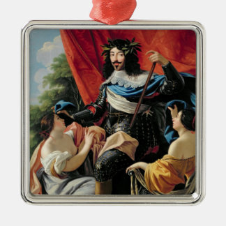 Louis XIII Christmas Ornament