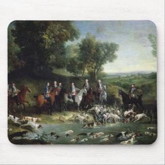 Louis XV 2 Mouse Pad