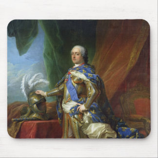 Louis XV  King of France & Navarre, 1750 Mouse Pad