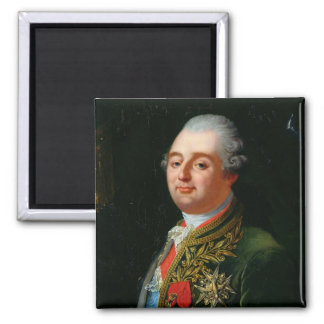 Louis XVI Fridge Magnet