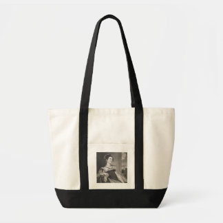 Louisa Catherine Adams (1775-1852) engraved by G.F Tote Bag