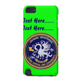Louisiana Bicentennial Mardi Gras Party See Notes iPod Touch (5th Generation) Case