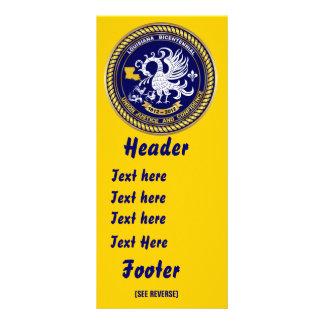 Louisiana Business Rack Card  Vertical