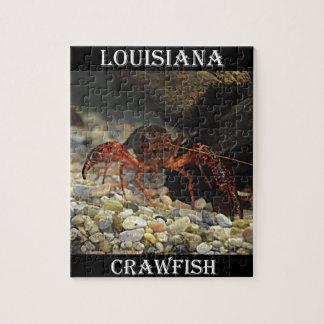 Louisiana Crawfish Jigsaw Puzzle