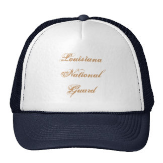 Louisiana National Guard Trucker Hat