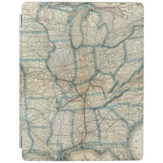 Louisville and Nashville Railroad 2 iPad Cover