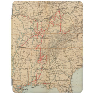 Louisville and Nashville Railroad iPad Cover