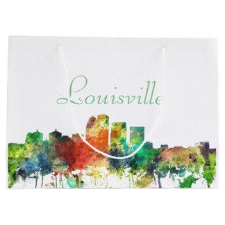 LOUISVILLE, KENTUCKY SKYLINE SP - LARGE GIFT BAG
