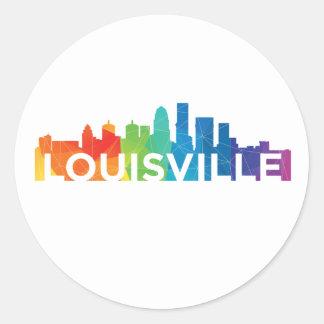 Louisville Pride Stickers