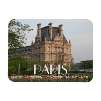 Louvre Museum Rectangular Photo Magnet