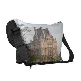 Louvre Museum Messenger Bag