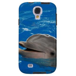 Lovable Dolphin Galaxy S4 Case