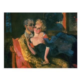 Love, 1910 postcard