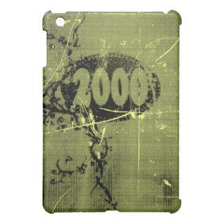 Love 2000 - Olive  retro, vintage Ipad case