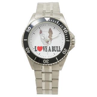 Love-A-Bull Watch