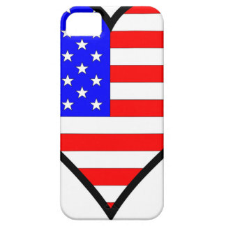 Love America Case For The iPhone 5