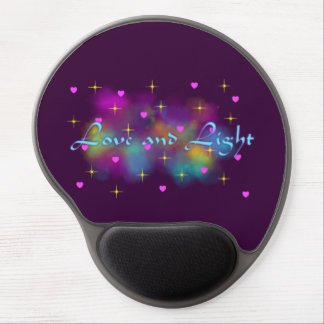Love and light gel mouseoad gel mouse pad