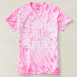 LOVE AND LIGHT Women's Cyclone Tie-Dye T-Shirt