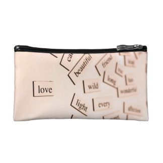 Love and Romance Makeup Bags