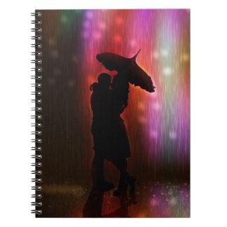 Love And Romance Valentine's Note Book