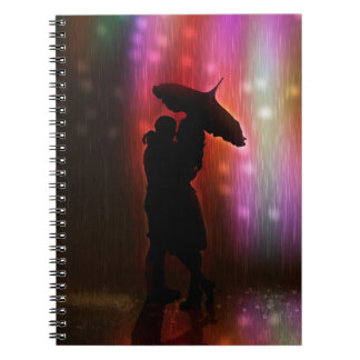Love And Romance Valentine's Note Book