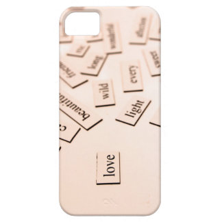 Love and Wild Romance iPhone 5 Cover