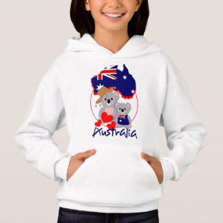 Love Australian koala Bears Super Cute Graphic