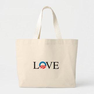 LOVE -- TOTE BAGS