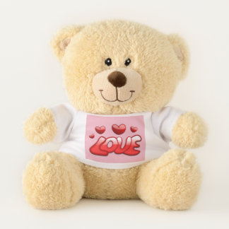 Love Bear - Valentines Day