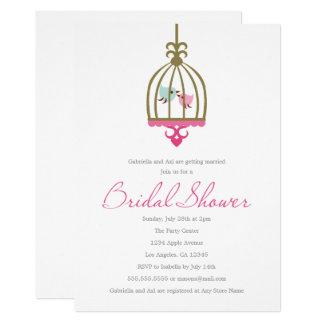 Love Birds | Bridal Shower Invitation