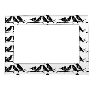 Love Birds Magnetic Frame