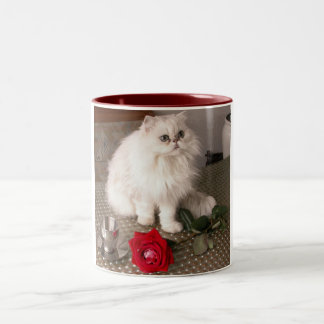 Love  Cat I Mug - Customizable Coffee Mug