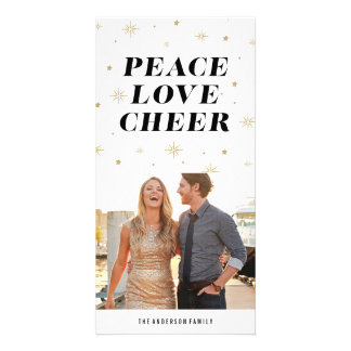 Love & Cheer | Holiday Photo Cards