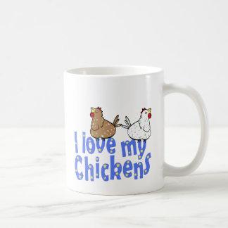Love Chicken Mug