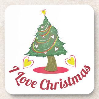 Love Christmas Coaster