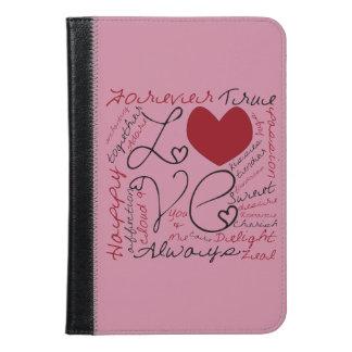 Love Collage iPad Mini Case