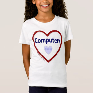 Love Computers T-Shirt
