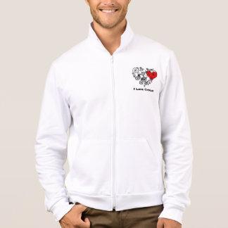 Love Cycling Men's Jacket