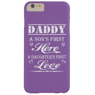 LOVE DADDY BARELY THERE iPhone 6 PLUS CASE