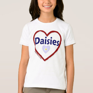 Love Daisies T-Shirt