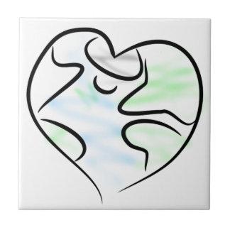 Love Earth Tile