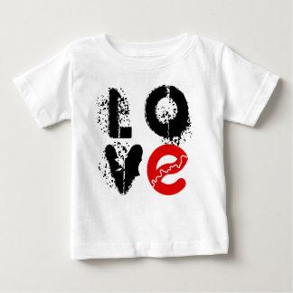 Love Edmonton Baby T-Shirt