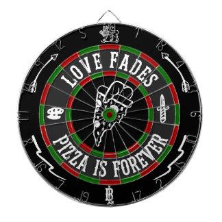 Love Fades Dartboard