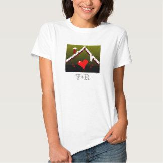 Love Family Bride Groom Heart / House-of-Grosch Tee Shirt
