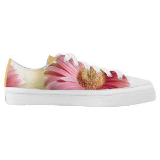 Love Flowers Low Top Sneakers